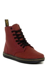 Dr. Martens Alfie Canvas Boot Red