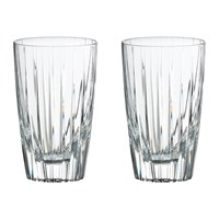 Vista Alegre Fantasy Highball Glass Set Of 2