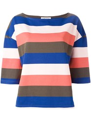 Ymc Striped Top