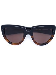Oliver Goldsmith 'Ynot' Sunglasses Black