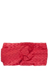 Missoni Lurex Headband Red