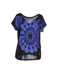 Desigual Topwear T Shirts Women Black