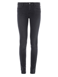 J Brand 620 Stocking Mid Rise Skinny Jeans