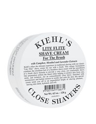 Kiehl's Lite Flite Shave Cream 4.5Oz0120 S07610 No Color