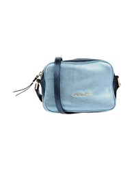 Innue' Handbags Sky Blue