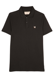 Chevignon Duck Polo Shirt Noir Black