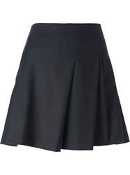 Public School Pleated Short Skirt