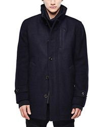 G Star Melton Wool Trench Inspired Coat