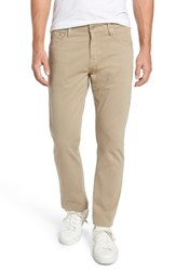Ag Jeans Men's Ives Sud Straight Leg Pants Khaki