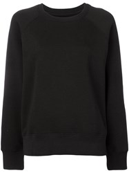 Zadig And Voltaire Upper Print Sweatshirt Black