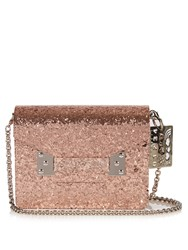 Sophie Hulme Compton Envelope Shoulder Bag Light Pink