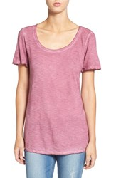 Women's Socialite Scoop Neck Tee