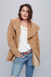 Free People Womens Cocoon Shawl