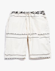Orslow New Yorker Shorts Print