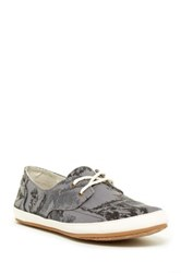 Reef Escape Printed Sneaker Women Black