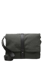 Marc O'polo Across Body Bag Konbu Green Khaki