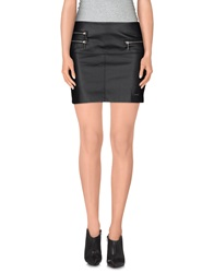 Pepe Jeans Mini Skirts Black
