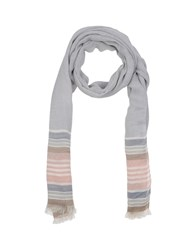 Salvatore Piccolo Accessories Stoles Women Light Grey