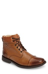 Anatomic And Co Men's Samuel Cap Toe Boot Touch Bronze Foxy