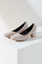 Jeffrey Campbell Bitsie Low Heel Grey