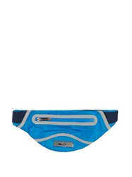 Adidas By Stella Mccartney Run Belt Bag Blue Multi