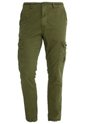 Superdry Surplus Goods Cargo Trousers Nordic Green Oliv