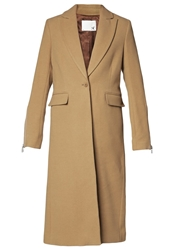 Supertrash Octavian Classic Coat Cigar Camel