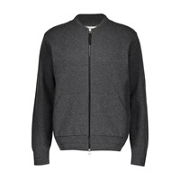 Universal Works Zipped Top Charcoal