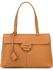 Myriam Schaefer Mini 'Lord' Tote Brown