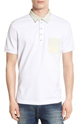 Men's Diesel 'T Bleach' Pique Polo