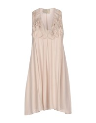 Aniye By Dresses Short Dresses Women Beige