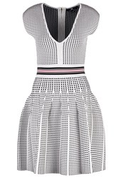 Elisabetta Franchi Cocktail Dress Party Dress White