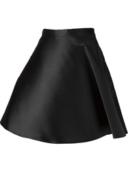 Iris Van Herpen Circle Skirt Black