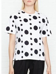Paul Smith Ps By Spot Print T Shirt White