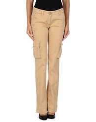 Laurel Trousers Casual Trousers Women Sand