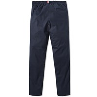 Thom Browne Tapered Solid Sweat Pant Blue
