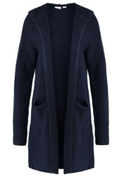 Gap Cardigan Navy Uniform Dark Blue