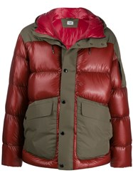 C.P. Company Cp Hooded Down Jacket 60