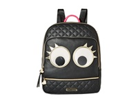Betsey Johnson Googly Backpack Black Backpack Bags