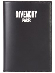 Givenchy Passport Holder Black