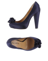 Alternativa Footwear Courts Women Dark Purple