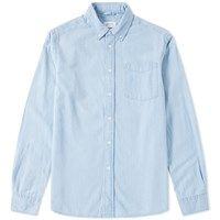 Saturdays Surf Nyc Crosby Denim Shirt Blue