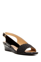 Ellen Tracy Jordan Wedge Slip On Black