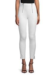 Hue Simply Stretch Skimmer Pants White