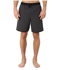 Hurley Dri Fit Rush Volley Antracite Men's Clothing Multi