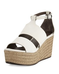 Coclico Reed Leather Wedge Sandal Igloo Women's
