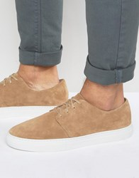 fde0f880321 Vagabond Hi Shine Penny Loafers Red.  76. ASOS. Save. Vagabond Paul Suede  Trainers Tan