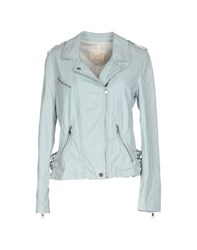 Rebecca Taylor Coats And Jackets Jackets Women Sky Blue