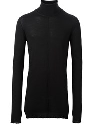 Damir Doma 'Kazan' Turtleneck Jumper Black