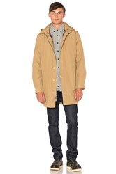 Penfield Ashford Insulated Rain Jacket Tan